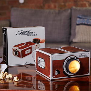 Smartphone Projector Deluxe - gifts for him