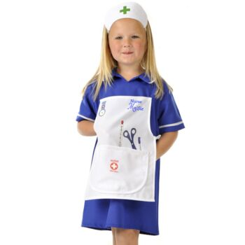 Children's Nurse Costume / Can Be Personalised