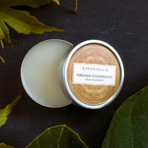 Virginia Cedarwood Solid Perfume