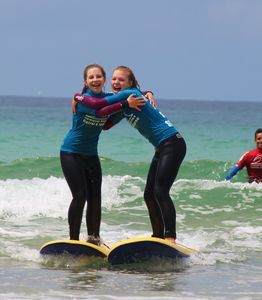 Family Surf Day - experiences