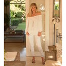 Kiri Off The Shoulder Blouse White