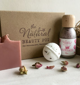 Bath Time Gift Box - gift sets