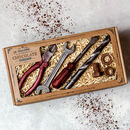 Chocolate Electrician Gift Set Handmade Tools