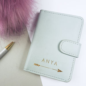 Personalised Card Wallet