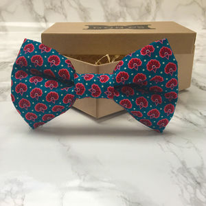 Nafali Dog Bow Tie - clothes & accessories