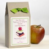 Thank You Teacher Gift Choc Chip Cookie Mix | Apple - chocolates & confectionery