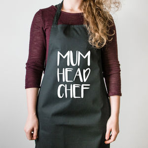 Personalised Adult Apron - aprons