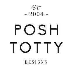 Posh Totty Designs logo