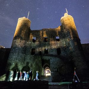 Couples Stargazing Experience In Wales