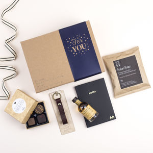 Personalised 'Spoil Him' Gift Box - hampers