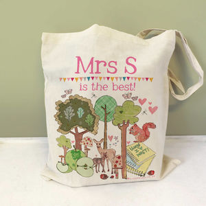 Personalised Forest School Bag - bags