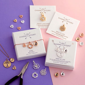 Create A Jewellery Gift With Symbolic Charms By J S Notonthehighstreet
