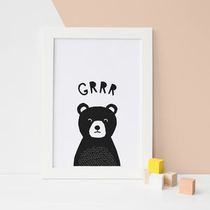 Peekaboo Bear, Toddler Boy Or Girl Gift - new lines added