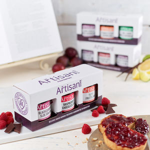 Artisan Jam Gift Box Collection - brand new partners