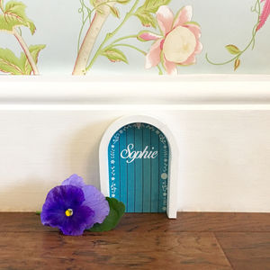 Personalised Fairy Door - traditional toys & games
