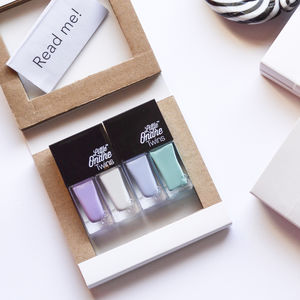 Sunday Brunch Nail Polish Twin Set - nail care