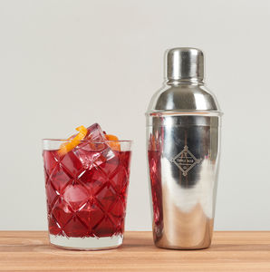 Branded Mini Cocktail Shaker - for cocktail lovers