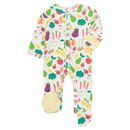 Grow Your Own Footed Sleepsuit