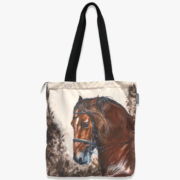 Horse Tote Bag | Grooming Bag | Equestrian Gifts