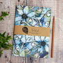 Atlas Moth A5 Recycled Plain Notebook