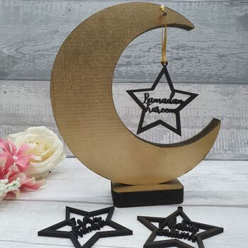 Freestanding Ramadan And Eid Decor