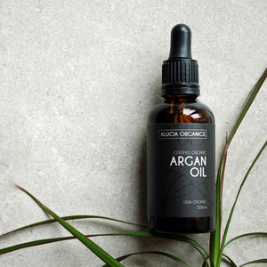 Organic Argan Oil - hair care