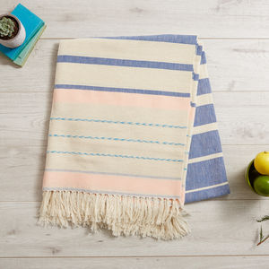 Mexican Blanket Large Tablecloth - picnic rugs