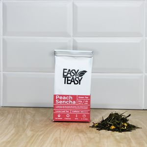 Peach Sencha Loose Leaf Tea