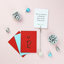 Children's Advent Activities Calendar