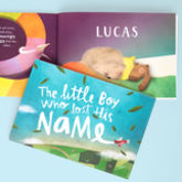 Personalised Children's Story Book - birthday gifts