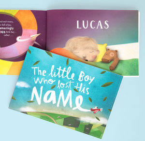Personalised Children's Story Book - view all gifts for babies & children
