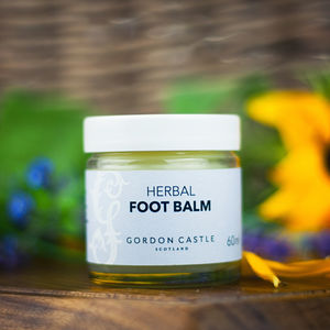 Herbal Foot Balm - skin care