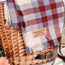 Personalised Picnic Rug