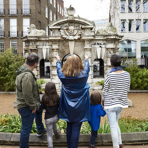 Family Secret London Walking Tour Experience For Four - experiences
