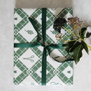 Luxury Gardening Gift Wrap And Tags