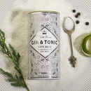 Gin And Tonic Bath Salts Tube