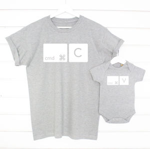 Copy And Paste Mac T Shirt Set - clothing