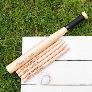 Personalised Wedding Day Rounders Kit - for children