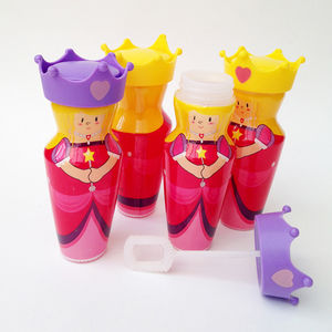 Princess Bubbles - favours for children