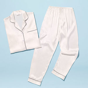 Coco Silk Pyjamas - lingerie & nightwear