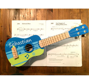 Personalised Ukulele For Children