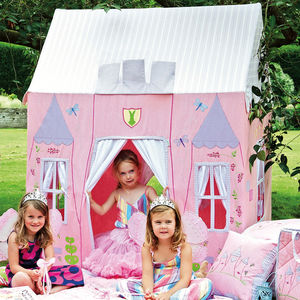 Fairytale Castle Playhouse: Age 3+ - tents, dens & teepees