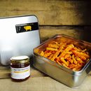 Serious Crackling Gift Tin With Dipping Jelly