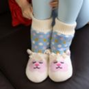 Lamb Slippers