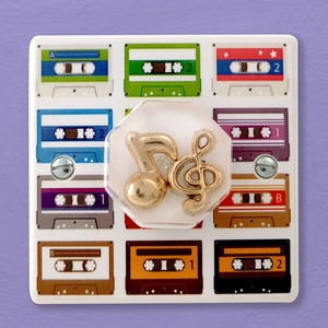 Music Cassettes Light Switch - lighting accessories