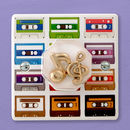 Music Cassettes Light Switch
