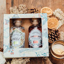 Colour Changing Christmas Gin Gift Box