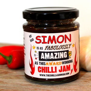 Father's Day Bhut Jolokia Chilli Jam - view all new