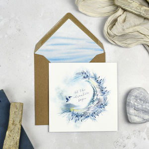'Ocean Road' Wedding Invitations - invitations