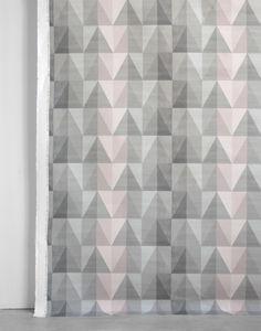 Mera Grey Fabric